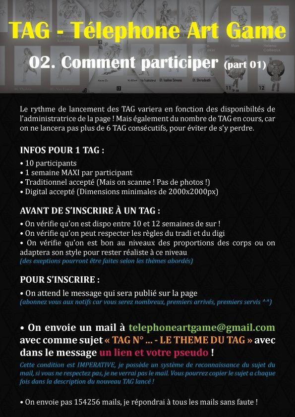 Téléphone Art Game (TAG) 12743610