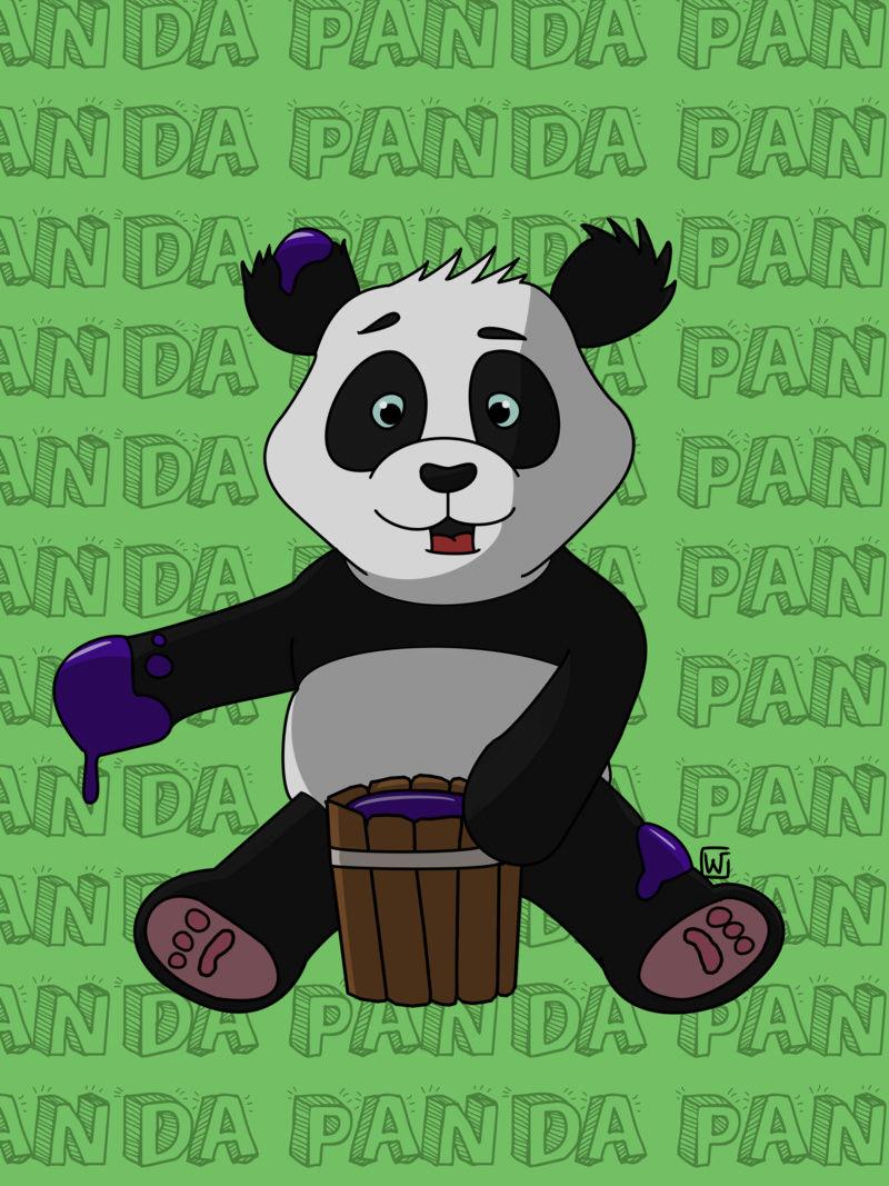 Dans le T.A.R.D.I.S de Wibbly - Page 2 Panda14