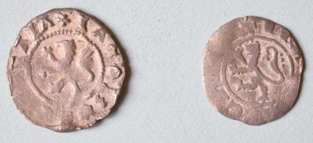 Monnaies avec Croix de Jérusalem et Croix des Templiers ... Dsc_0012