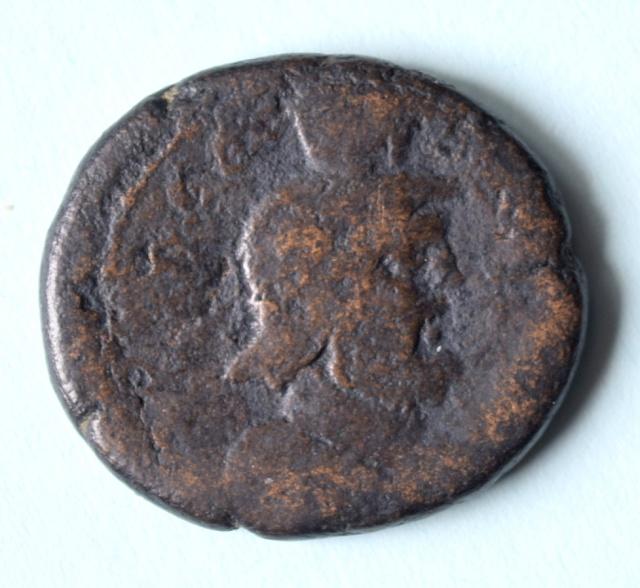 Moyen Bronze avec le Dieu Serapis et ??  Dsc_1413