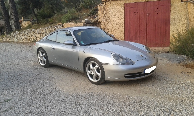 Porsche 996 carrera 2 moteur neuf 20151210