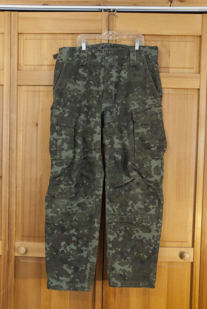 Polish Police Flecktarn Variations _2114011