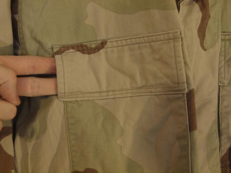 Strange 6-colours Desert Daytime Jacket S-l16011