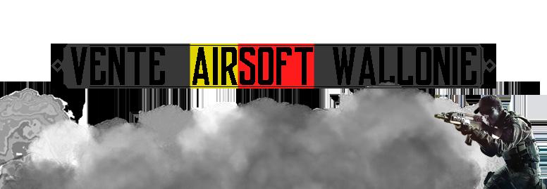 Vente Airsoft Wallonie