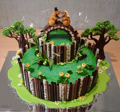 10 Most Beautiful Cakes 210