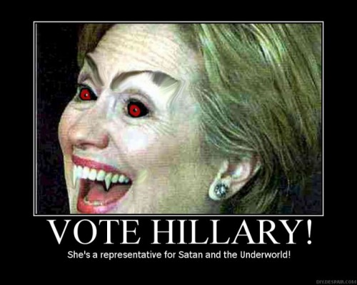 Toute la vérité sur Hillary Clinton sa vie, ses origines en photos Image100