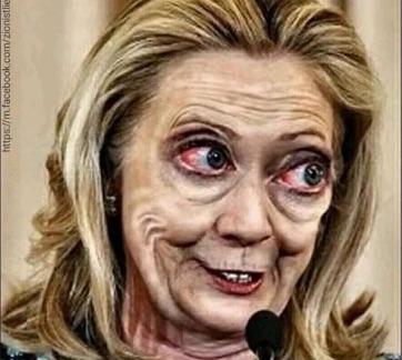 Toute la vérité sur Hillary Clinton sa vie, ses origines en photos Image101