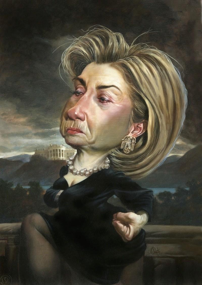 Toute la vérité sur Hillary Clinton sa vie, ses origines en photos Image104