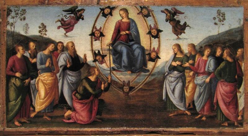 Vœu de Louis XIII Consécration de la France à la Vierge Marie  Image90