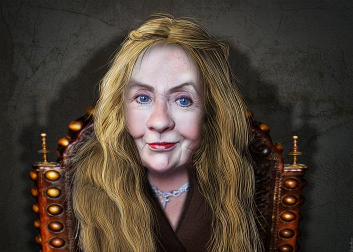 Toute la vérité sur Hillary Clinton sa vie, ses origines en photos Image99