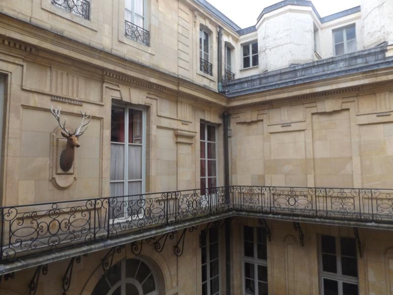 Visite guidée des lieux cachés de Versailles Dscf2627