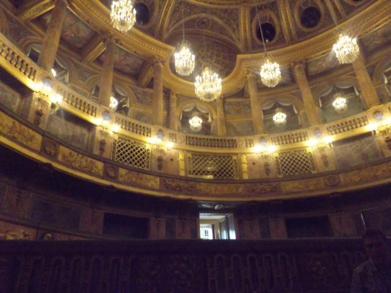 Visite guidée des lieux cachés de Versailles Dscf2628