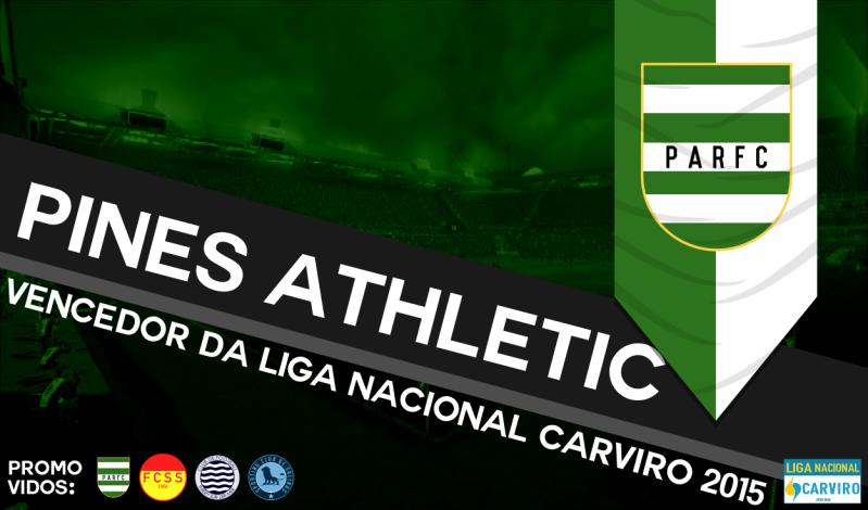 Liga Nacional - Segunda Divisão Lisandena 2015 Screen13
