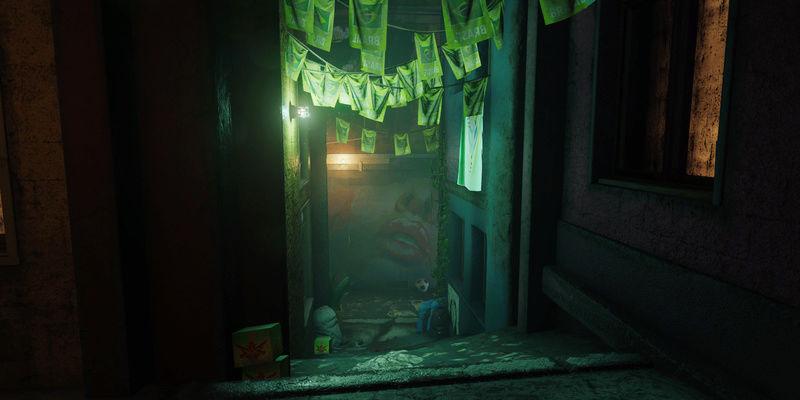 [R6] Apercu de la carte Favela Screen10