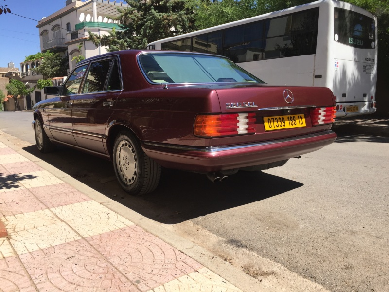 Mercedes w126 560 sel  Image23