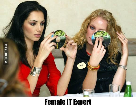 Les femmes dans l'informatique Female10