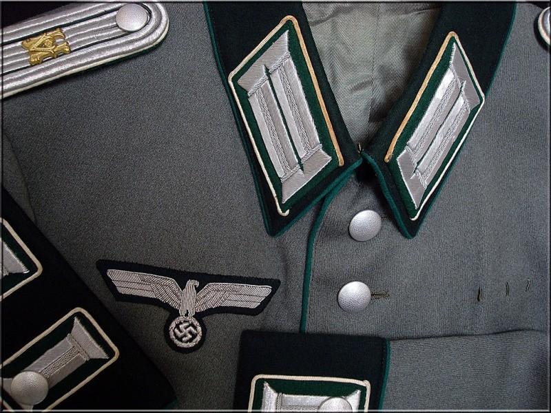 Beamt der Wehrmacht corps Administratif  Waffen10