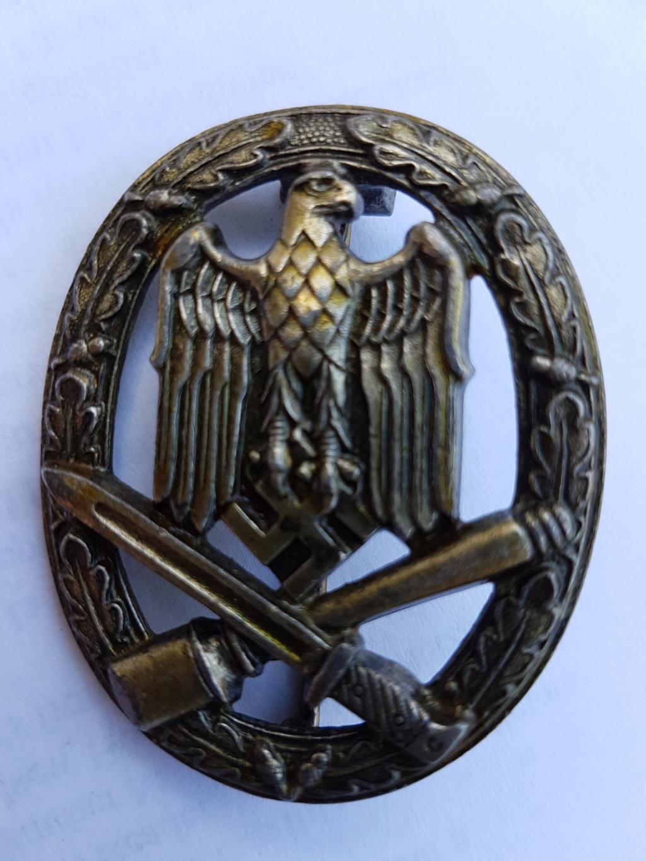 Authentification Badge d'assaut général (GAB) 20180510