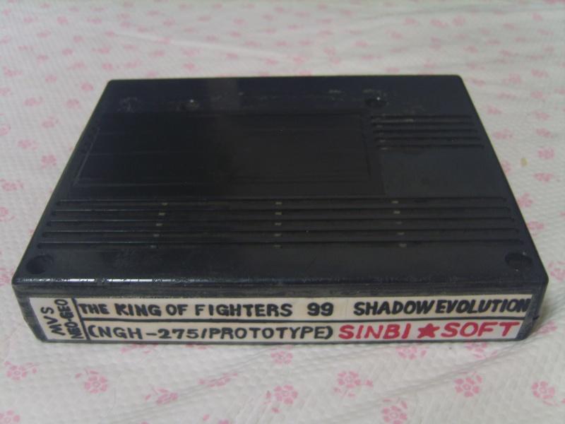 [MVS cartridge] KOF 99 SHADOW EVOLUTION - prototype - (by SINBI★SOFT) Mvs_iu17