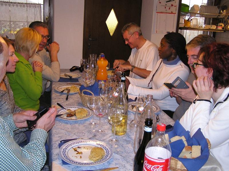 Mangiare casereccio in provincia di Gorizia. Panzo_10