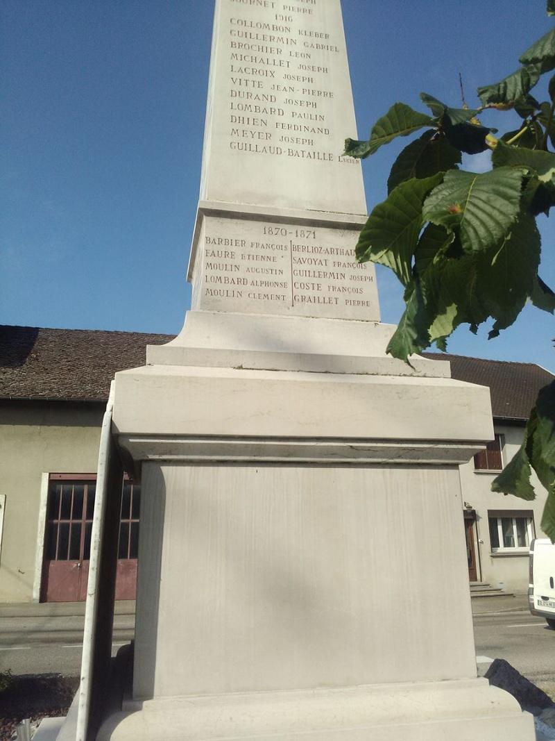 MONUMENTS AUX MORTS 1870 Chabon10
