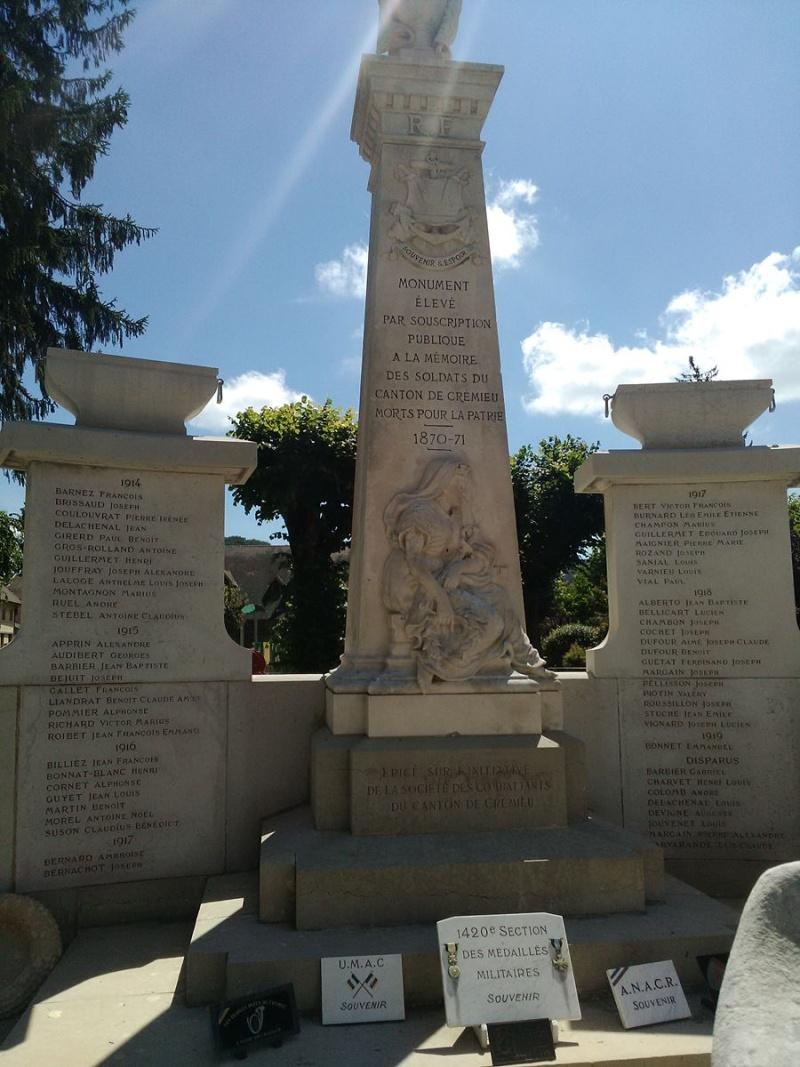 MONUMENTS AUX MORTS 1870 Cremie10