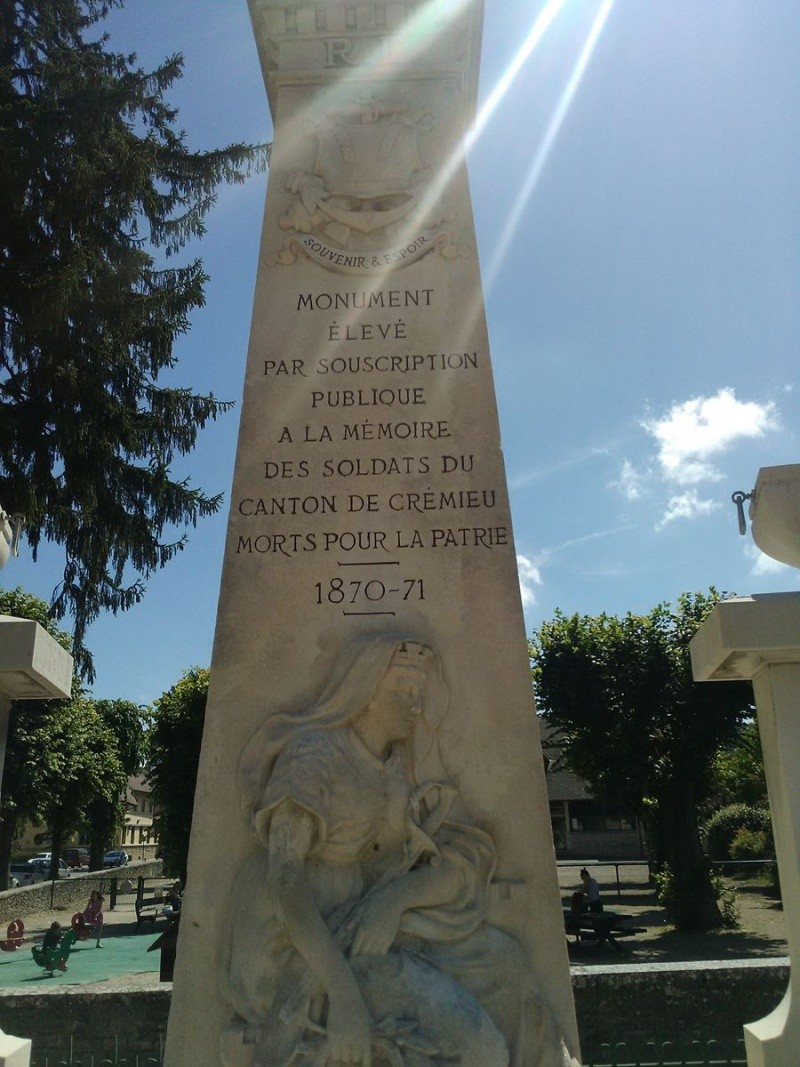 MONUMENTS AUX MORTS 1870 Crymie10