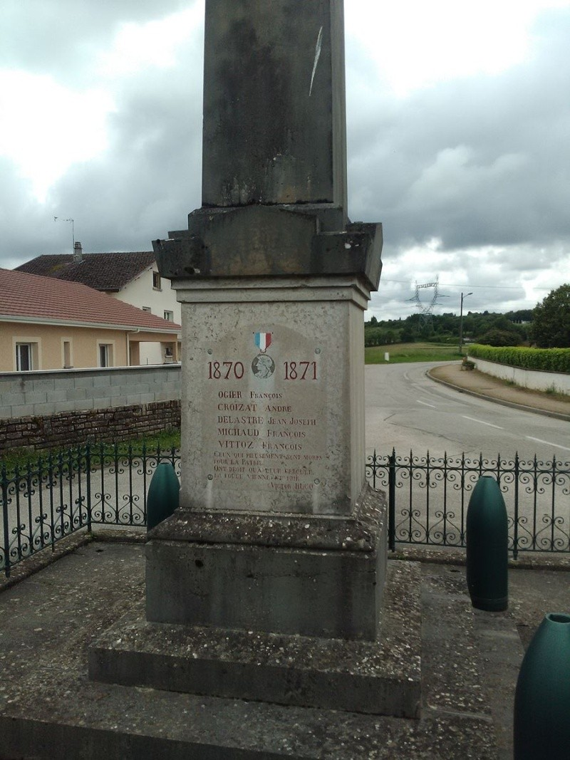 MONUMENTS AUX MORTS 1870 Optevo10