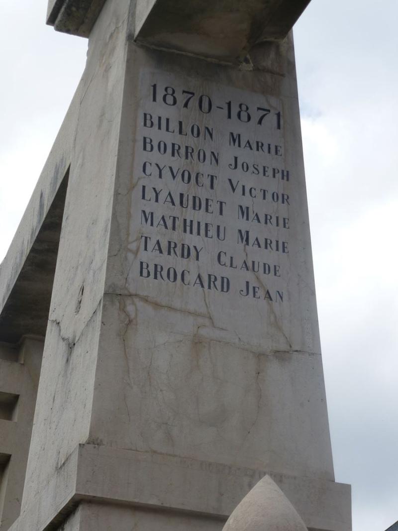 MONUMENTS AUX MORTS 1870 Thezil10
