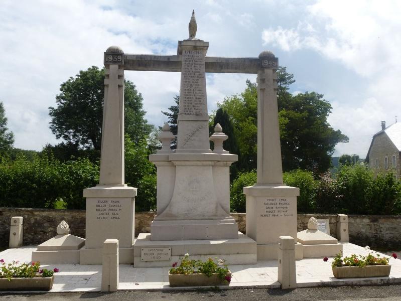 MONUMENTS AUX MORTS 1870 Thezil12