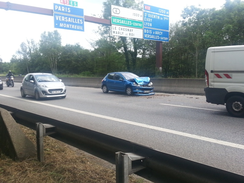 Accident 206 1.4 hdi  Vue_211