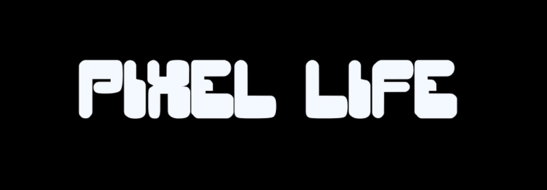 Pixel Life Title11