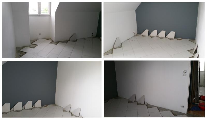 Réaménager une chambre d'adulte avec lucarne sous les combles Chambr11