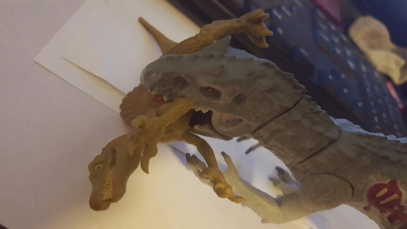 JP3 Spinosaurus vs. Idominus rex 20160612