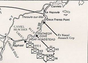 La 36th ID débarque en Provence 13434110