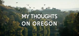 Premier jour à L'université  Oregon10