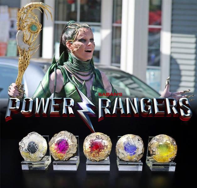 Y aura-t-il un sixième Ranger pour le film ? Si oui, quelle sera sa couleur ? 13775810