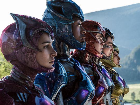 [Film 2017] De nouvelles informations concernant le film Power Rangers (Titre du film, nom des personnages, lien avec la série) - Page 2 63604410