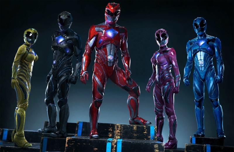 Y aura-t-il un sixième Ranger pour le film ? Si oui, quelle sera sa couleur ? Power-10
