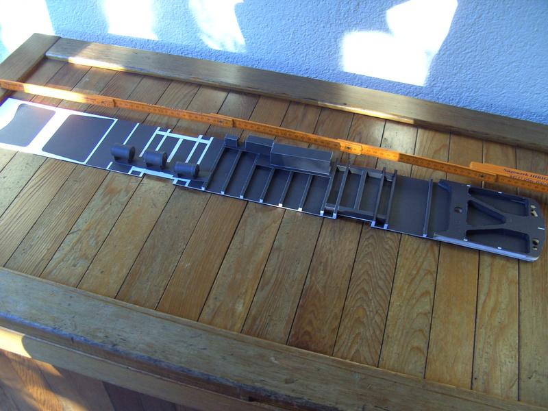 Fertig - Dreiteilige elektrische Triebeinheit - EN 57 gebaut von Holzkopf Bild1139