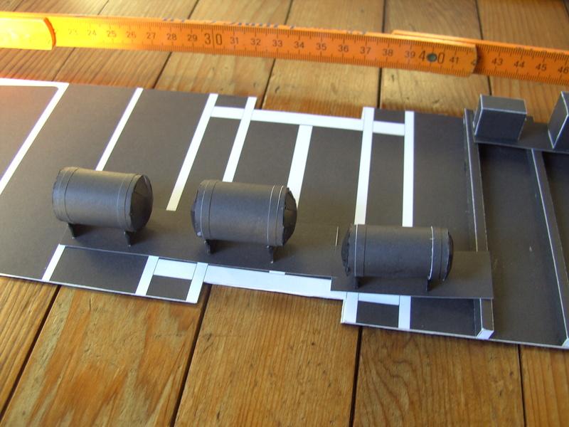 Fertig - Dreiteilige elektrische Triebeinheit - EN 57 gebaut von Holzkopf Bild1810