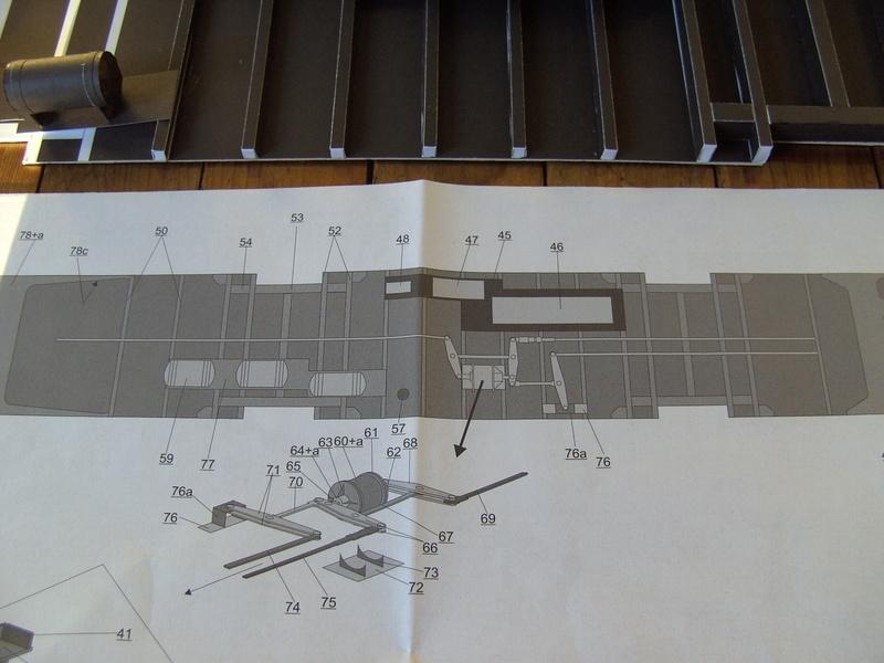 Fertig - Dreiteilige elektrische Triebeinheit - EN 57 gebaut von Holzkopf Bild1811