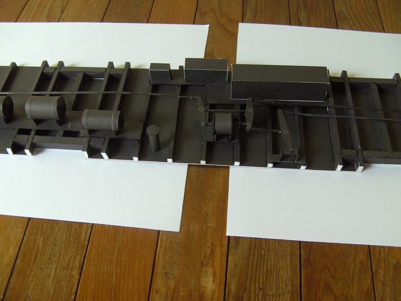 Fertig - Dreiteilige elektrische Triebeinheit - EN 57 gebaut von Holzkopf Bild1821