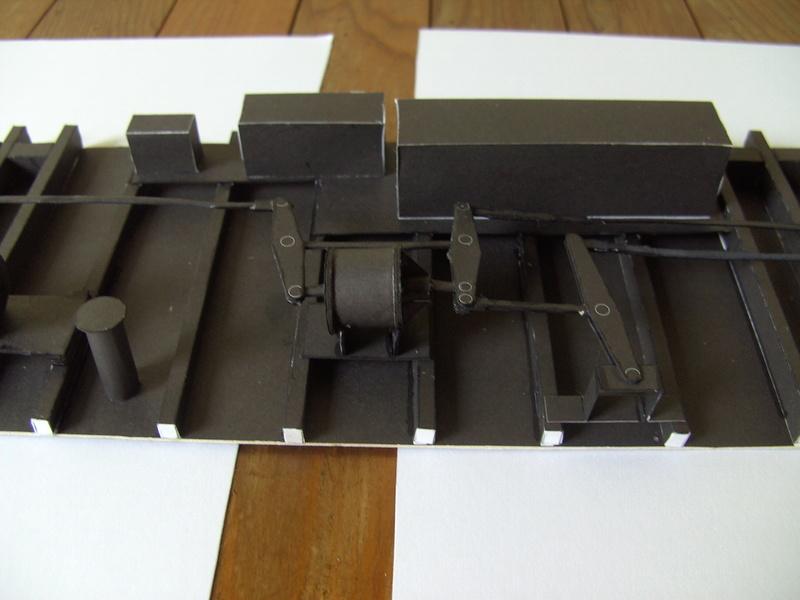 Fertig - Dreiteilige elektrische Triebeinheit - EN 57 gebaut von Holzkopf Bild1824