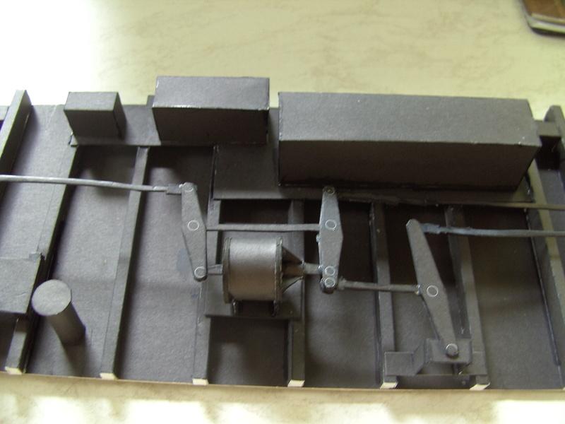 Fertig - Dreiteilige elektrische Triebeinheit - EN 57 gebaut von Holzkopf Bild1825