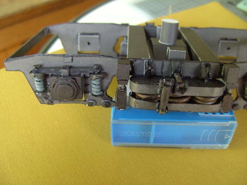 Fertig - Dreiteilige elektrische Triebeinheit - EN 57 gebaut von Holzkopf - Seite 2 Bild1832