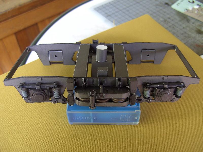 Fertig - Dreiteilige elektrische Triebeinheit - EN 57 gebaut von Holzkopf - Seite 2 Bild1834