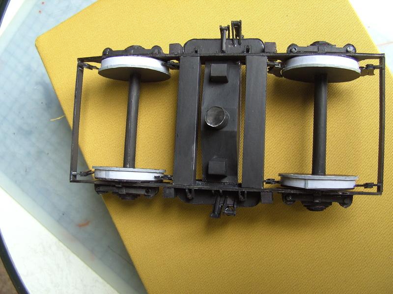 Fertig - Dreiteilige elektrische Triebeinheit - EN 57 gebaut von Holzkopf - Seite 2 Bild1838