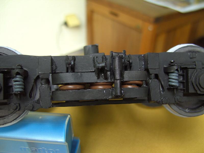 Fertig - Dreiteilige elektrische Triebeinheit - EN 57 gebaut von Holzkopf - Seite 2 Bild1840