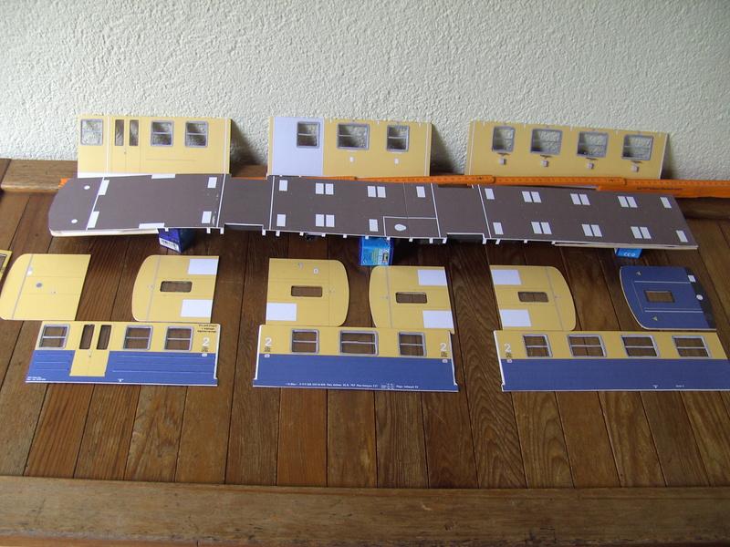 Fertig - Dreiteilige elektrische Triebeinheit - EN 57 gebaut von Holzkopf - Seite 2 Bild1845